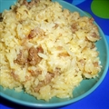 Jekyll Island Rice withSausage